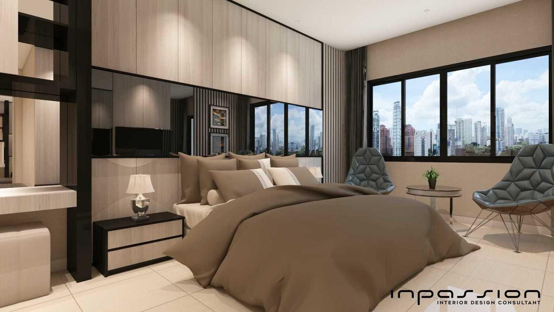 Inpassion Interior Design Apartment Surabaya City, East Java, Indonesia Jakarta Bedroom Minimalis,modern 22170