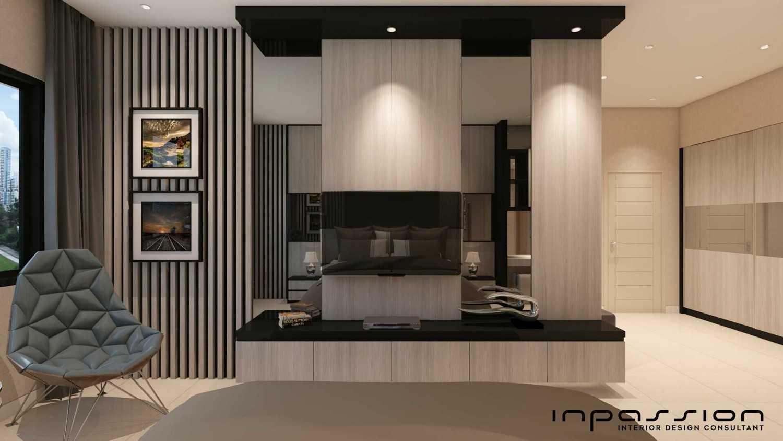 Inpassion Interior Design Apartment Surabaya City, East Java, Indonesia Jakarta Bedroom Minimalis,modern 22175