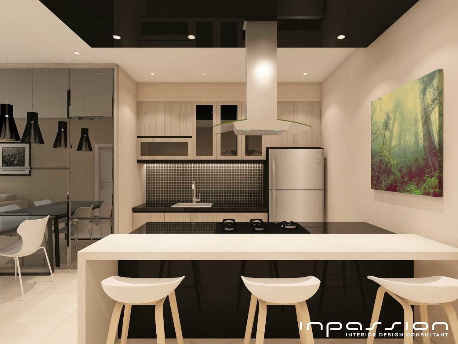 Inpassion Interior Design Kitchenset Design Surabaya Surabaya Kitchen Kontemporer 22156