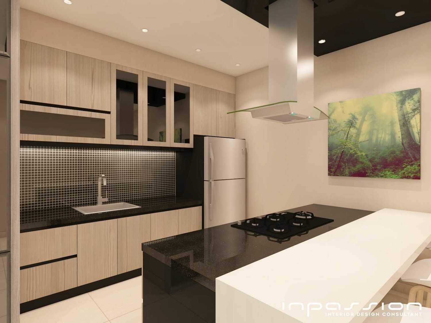 Inpassion Interior Design Kitchenset Design Surabaya Surabaya Kitchen Kontemporer 22157