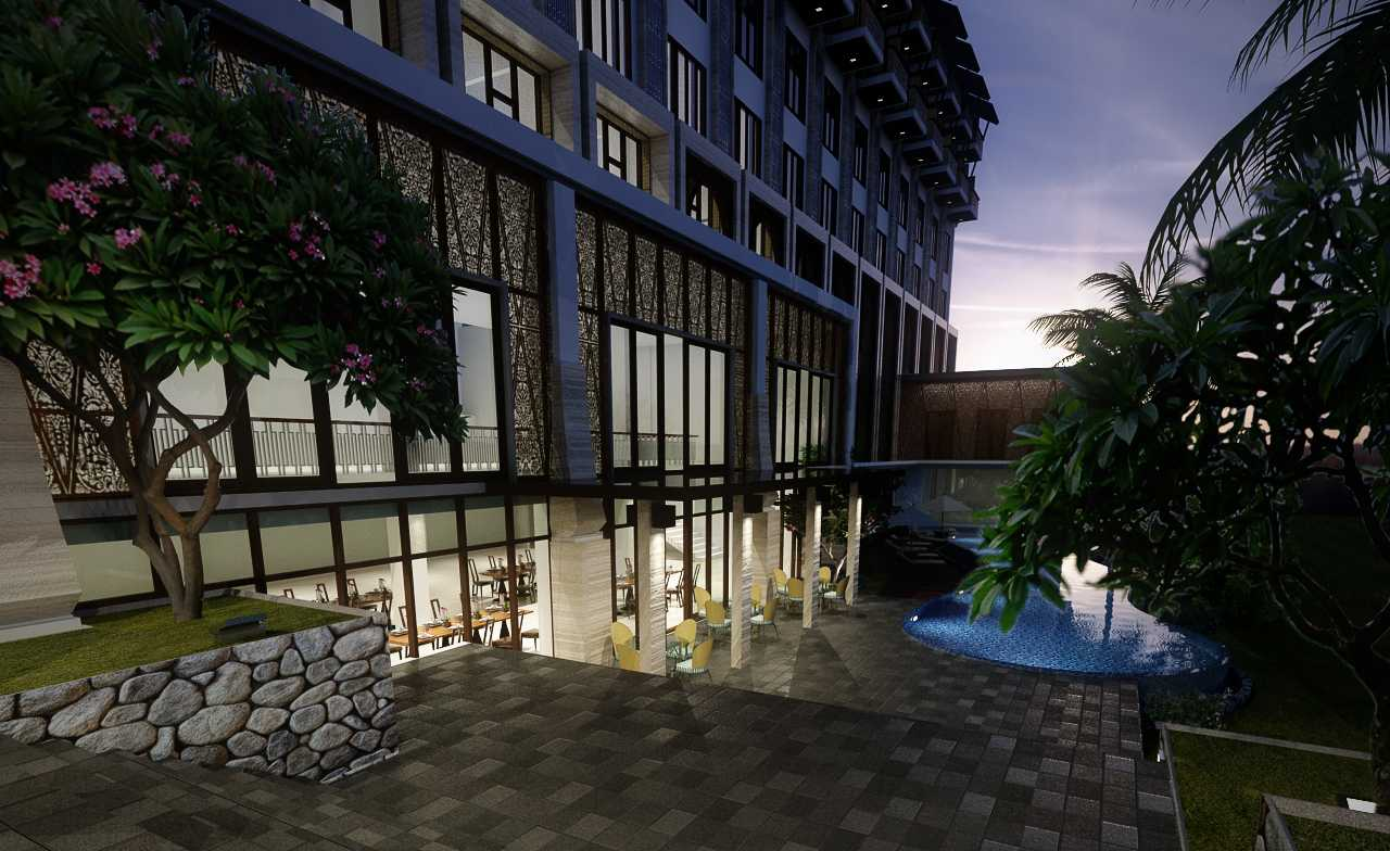 Pt. Garisprada Emersia Batusangkar Hotel Batusangkar Padang Batusangkar Padang Swimming Pool Area Modern 21721