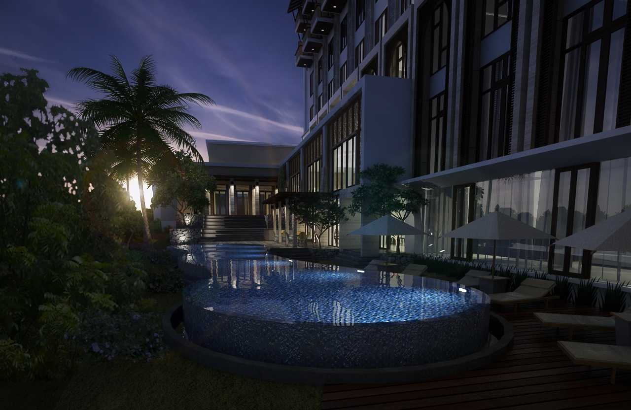 Pt. Garisprada Emersia Batusangkar Hotel Batusangkar Padang Batusangkar Padang Swimming Pool Area Modern 21723