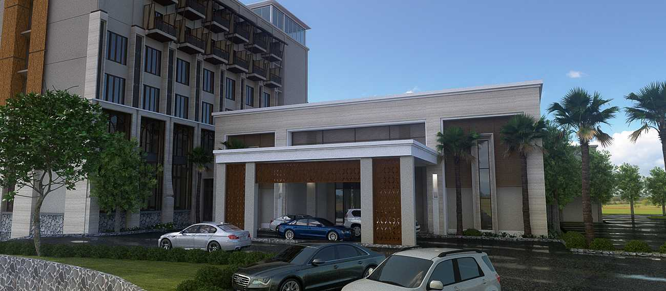 Pt. Garisprada Emersia Batusangkar Hotel Batusangkar Padang Batusangkar Padang Drop Off - Lobby Modern 21724