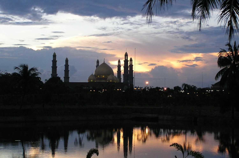 Pt. Garisprada Kubah Emas Mosque Meruyung, Limo, Depok City, West Java, Indonesia Depok Mosque Klasik 22025