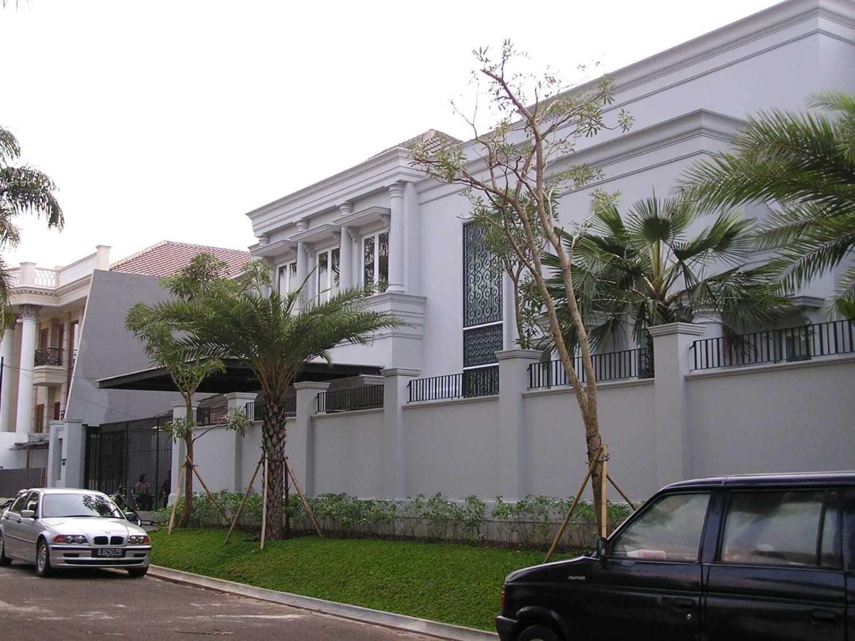 Pt. Garisprada Pondok Indah Residence Pondok Pinang, Kebayoran Lama, South Jakarta City, Jakarta, Indonesia Pondok Indah Facade Modern 21874