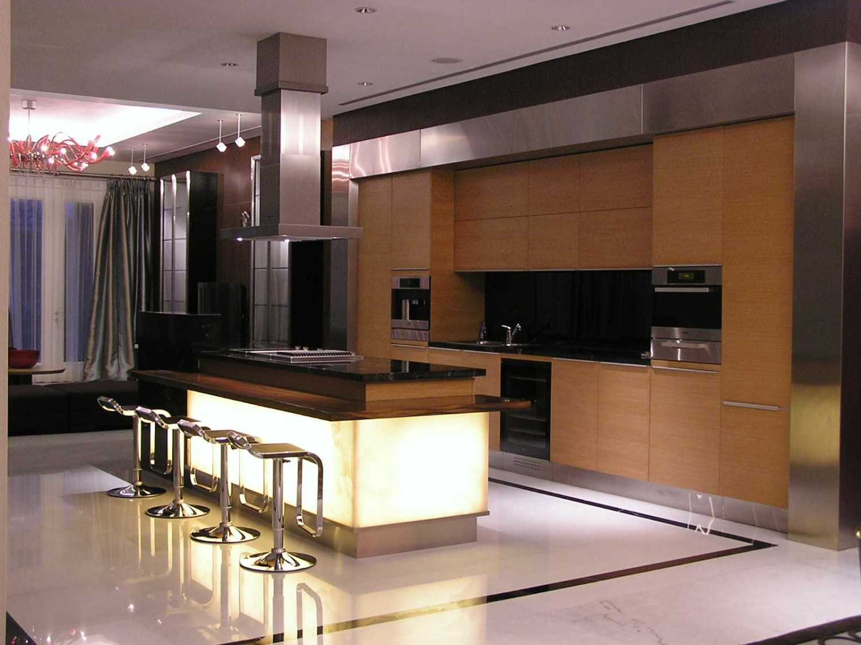 Foto inspirasi ide desain dapur minimalis Kitchen oleh PT. GARISPRADA di Arsitag