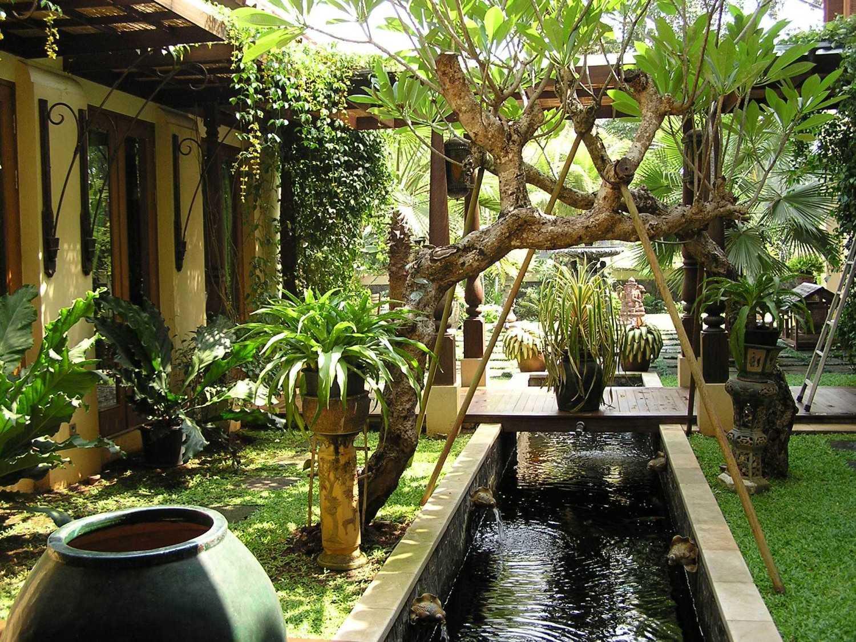 Pt. Garisprada Metro Kencana Residence Pondok Pinang, Kebayoran Lama, South Jakarta City, Jakarta, Indonesia Pondok Indah Garden View Tropis 22258