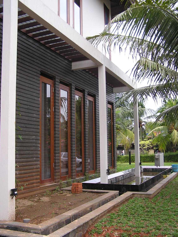 Pt. Garisprada Bintaro Residence Bintaro, Pesanggrahan, South Jakarta City, Jakarta, Indonesia Bintaro Exterior Tropis 22377