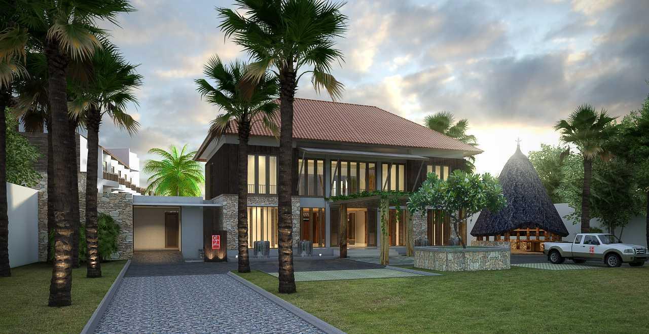 Pt. Garisprada Capa Hotel Maumere, Kota Uneng, Alok, Kabupaten Sikka, Nusa Tenggara Tim., Indonesia Maumere Side View Kontemporer 22514
