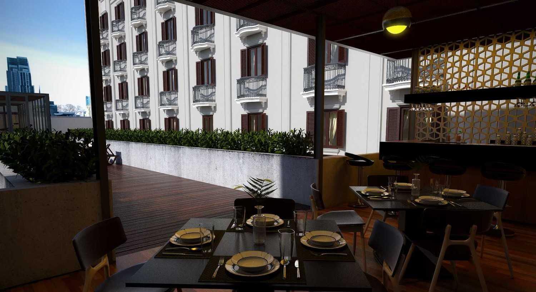 Pt. Garisprada Des Indes Hotel Menteng, Central Jakarta City, Jakarta, Indonesia Menteng Dining Area Kontemporer 22610