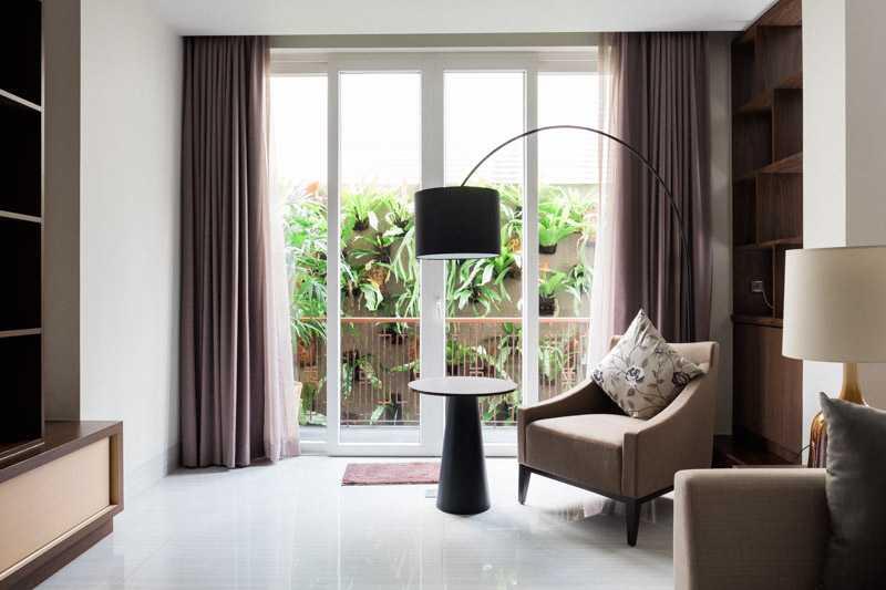 Pt. Garisprada Grand Puri Sakura Dewi Jl. Kertanegara, South Jakarta Jl. Kertanegara, South Jakarta Living Room Asian 25463