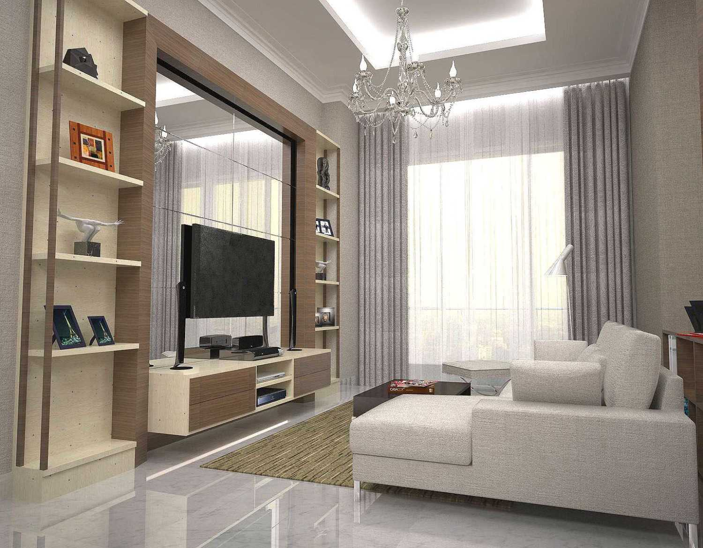 Pt. Garisprada Residences 8 Apartment Residence 8, Senopati, Jakarta Residence 8, Senopati, Jakarta Living Room Modern 25485
