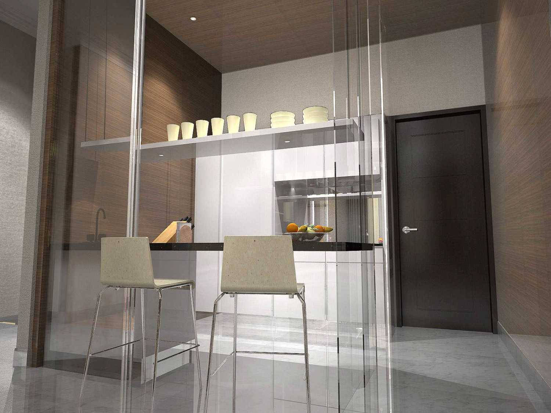 Foto inspirasi ide desain dapur minimalis Pantry oleh PT. GARISPRADA di Arsitag