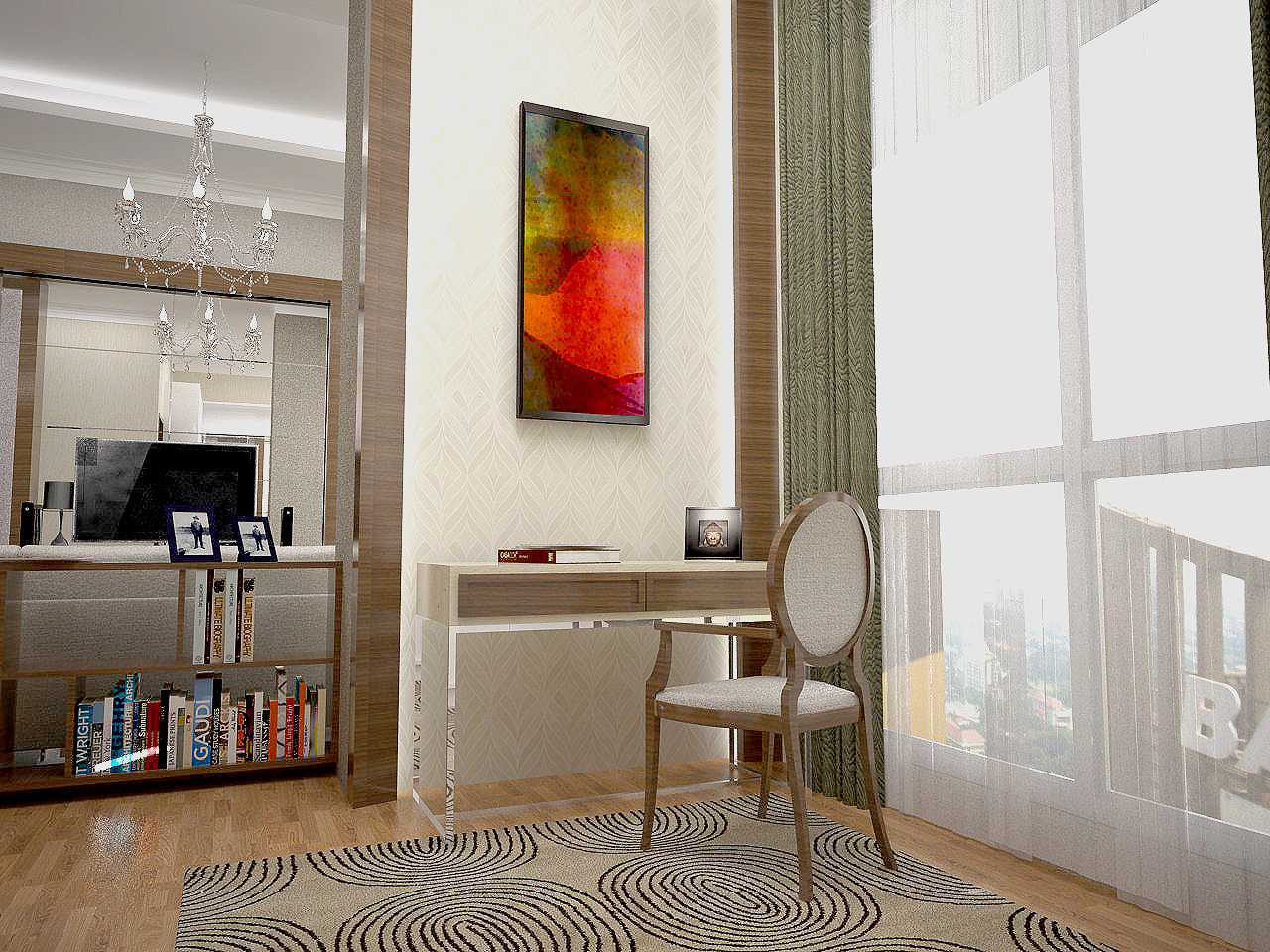 Pt. Garisprada Residences 8 Apartment Residence 8, Senopati, Jakarta Residence 8, Senopati, Jakarta Studio Modern 25489