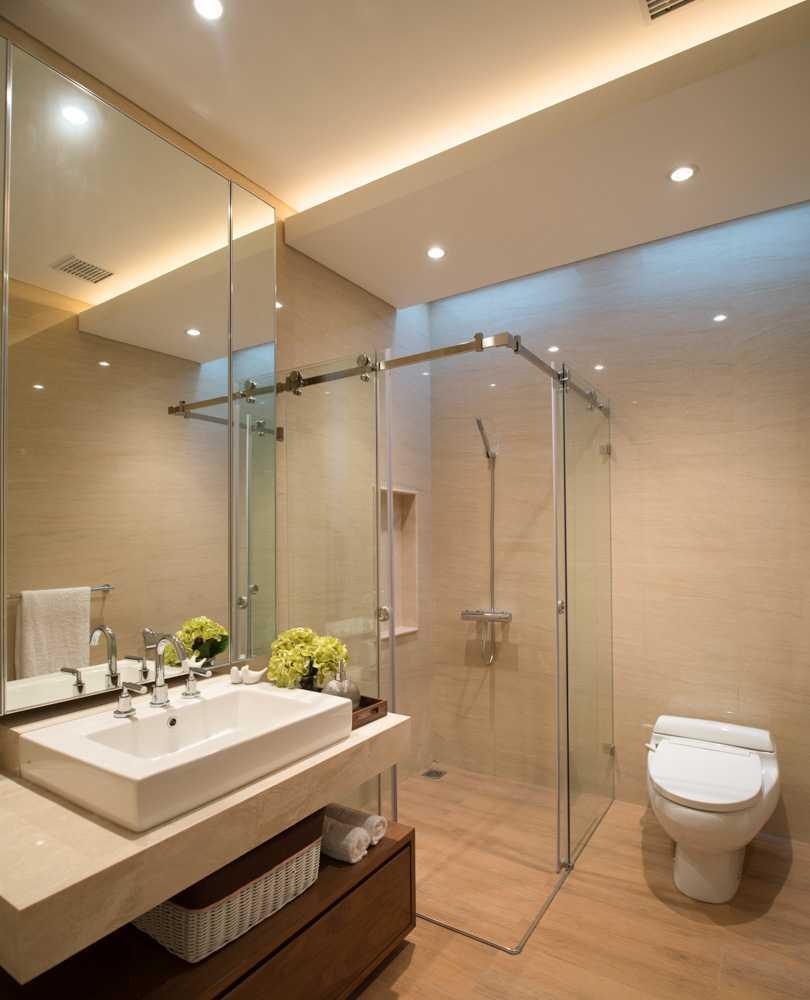 Monoarch Rumah Tinggal Permata Hijau Permata Hijau, Jakarta Permata Hijau, Jakarta Bathroom Klasik 21838