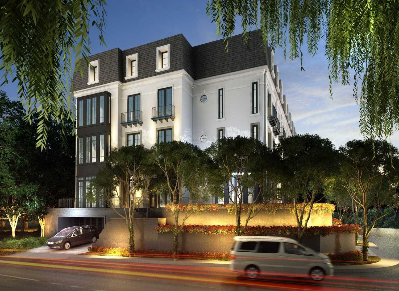 Monoarch Small Apartment 2 Rt.5/rw.2, Grogol Sel., Kby. Lama, Kota Jakarta Selatan, Daerah Khusus Ibukota Jakarta 12220, Indonesia  Front View Art Deco,klasik,tradisional 39168