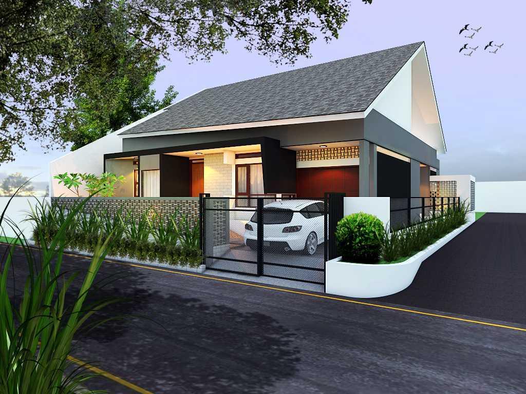 Dmnt Studio - Medan Rumah Stm Medan, Medan City, North Sumatra, Indonesia Medan Eks-01  21956