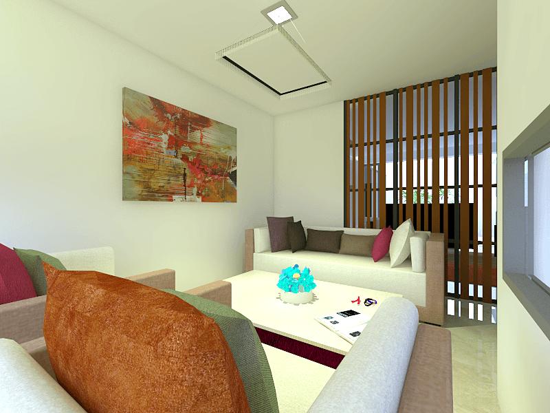 Studio Mifanolu Rumah Stm 2 Medan Medan Ruang-Tamu Modern 26392
