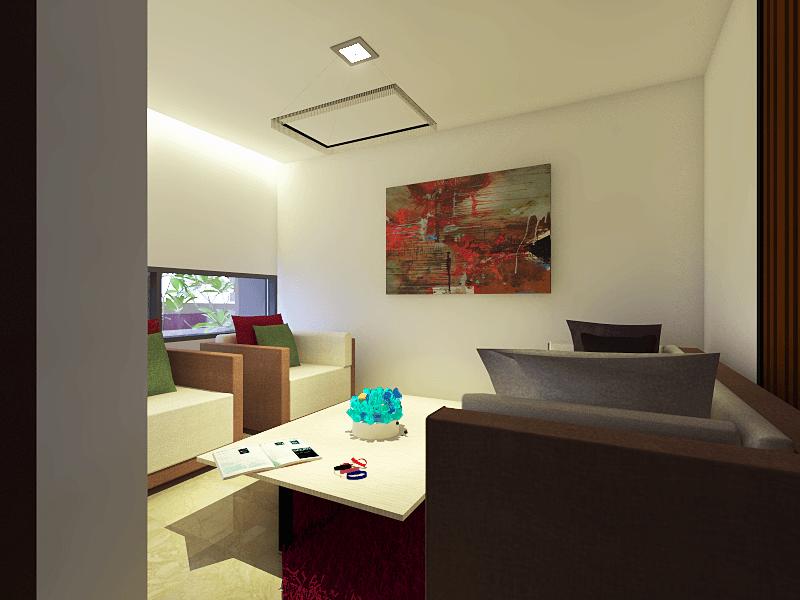 Studio Mifanolu Rumah Stm 2 Medan Medan Ruang-Tamu Modern 26393