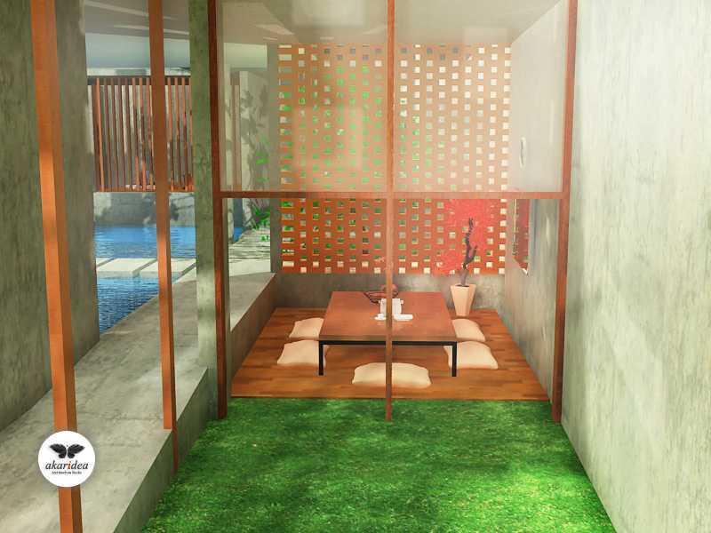 Antoni Winata Joglo House Kavling Dki, Joglo, Jakarta Barat Kavling Dki, Joglo, Jakarta Barat Room Kontemporer,tropis,wood 23106