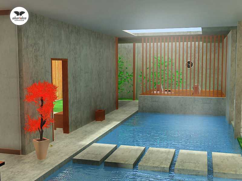 Antoni Winata Joglo House Kavling Dki, Joglo, Jakarta Barat Kavling Dki, Joglo, Jakarta Barat Pool Kontemporer,tropis,wood 23110
