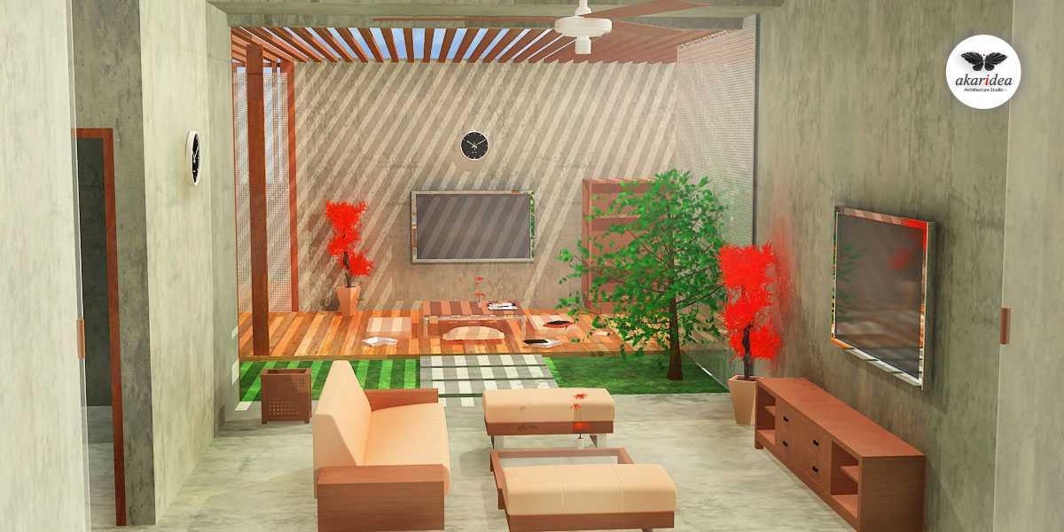 Antoni Winata Joglo House Kavling Dki, Joglo, Jakarta Barat Kavling Dki, Joglo, Jakarta Barat Living Room Kontemporer,tropis,wood 23114
