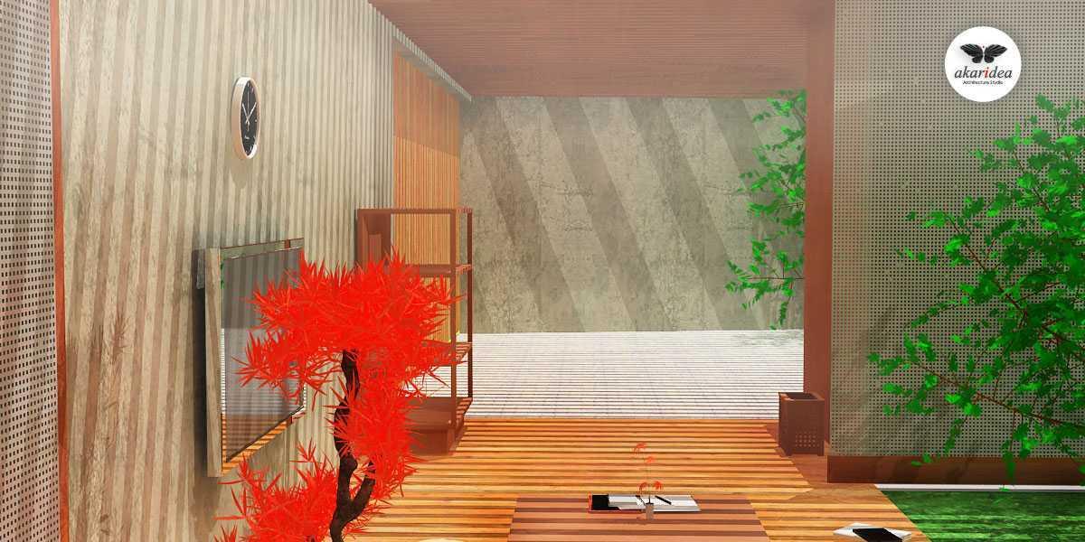 Antoni Winata Joglo House Kavling Dki, Joglo, Jakarta Barat Kavling Dki, Joglo, Jakarta Barat Terrace Kontemporer,tropis,wood 23116