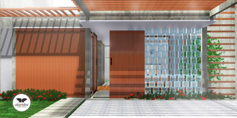 Antoni Winata Satria House Daan Mogot, Satria, West Jakarta Daan Mogot, Satria, West Jakarta Entrance Kontemporer,tropis,wood,modern 23134