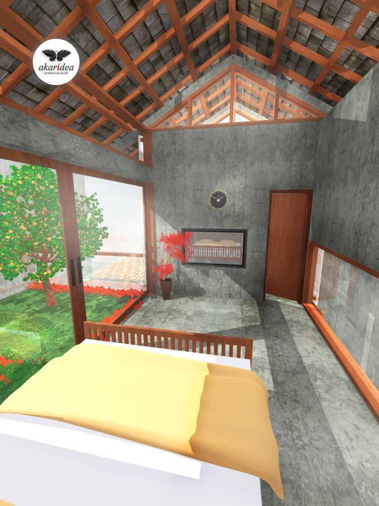 Foto inspirasi ide desain kamar tidur tropis Bedroom oleh Antoni Winata di Arsitag