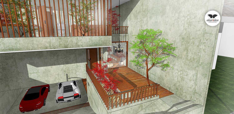 Antoni Winata Meruya House Meruya, West Jakarta Meruya, West Jakarta Terrace Kontemporer,minimalis,tropis,modern,industrial,wood 23201