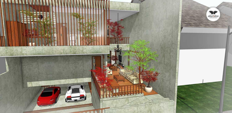 Antoni Winata Meruya House Meruya, West Jakarta Meruya, West Jakarta Open Terrace Kontemporer,minimalis,tropis,modern,industrial,wood 23203