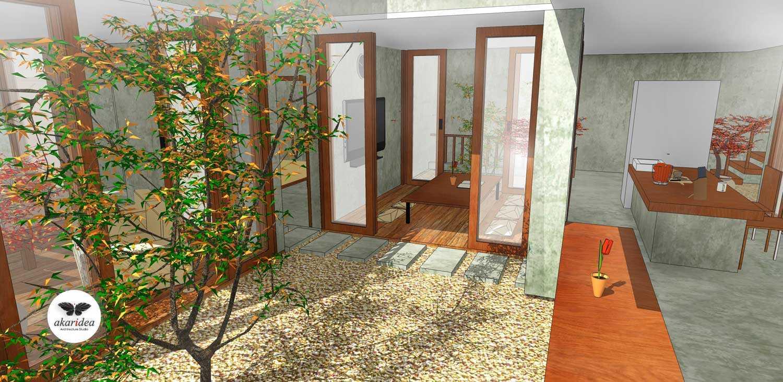 Foto inspirasi ide desain taman industrial Garden oleh Antoni Winata di Arsitag