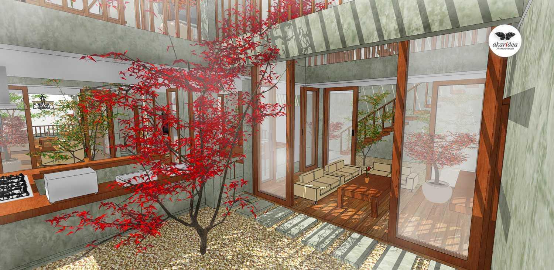 Foto inspirasi ide desain ruang keluarga industrial Living room oleh Antoni Winata di Arsitag