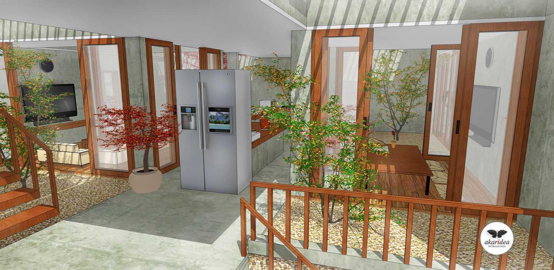 Antoni Winata Meruya House Meruya, West Jakarta Meruya, West Jakarta Pantry Kontemporer,minimalis,tropis,modern,industrial,wood 23207