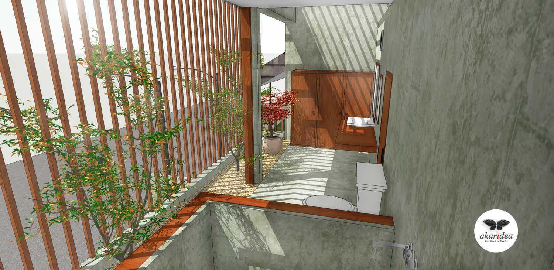 Antoni Winata Meruya House Meruya, West Jakarta Meruya, West Jakarta Room Kontemporer,tropis,modern,minimalis,industrial,wood 23212