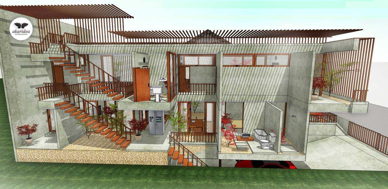 Antoni Winata Meruya House Meruya, West Jakarta Meruya, West Jakarta Left Section Kontemporer,tropis,modern,minimalis,industrial,wood 23215