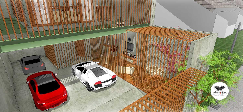 Antoni Winata Sidoarjo House Sidoarjo Sidoarjo Carport & Terrace Kontemporer,tropis,modern,minimalis 23257