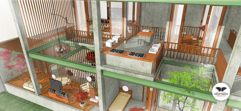 Antoni Winata Sidoarjo House Sidoarjo Sidoarjo Left Section Kontemporer,tropis,modern,minimalis 23261