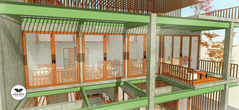 Antoni Winata Sidoarjo House Sidoarjo Sidoarjo Bedroom Close Kontemporer,tropis,modern,minimalis 23264