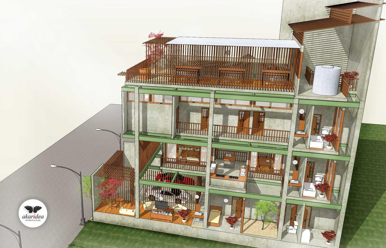 Antoni Winata Sidoarjo House Sidoarjo Sidoarjo Right Section Kontemporer,tropis,modern,minimalis 23271