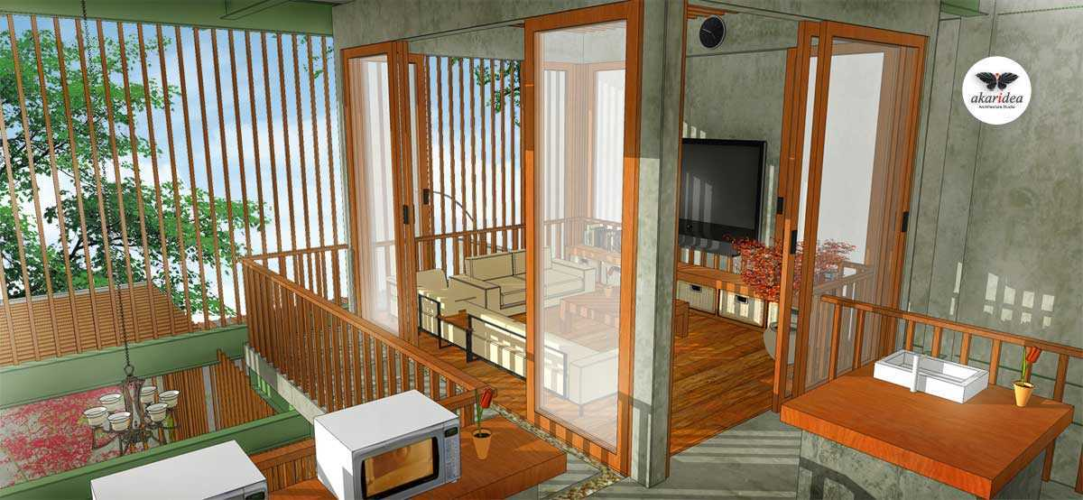 Antoni Winata Sidoarjo House Sidoarjo Sidoarjo Living Room Kontemporer,tropis,modern,minimalis 24287