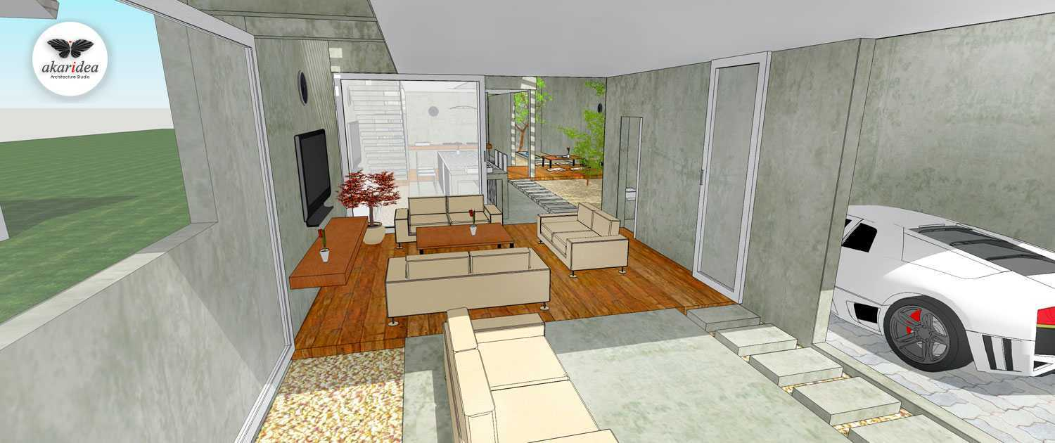 Antoni Winata W - House East Jakarta East Jakarta Living Room Open Kontemporer,minimalis,tropis,modern,wood 23291