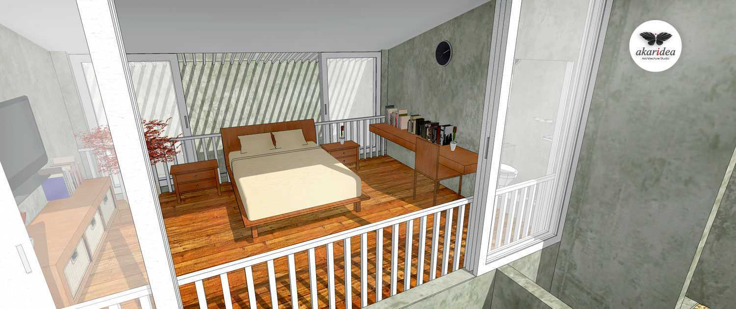 Antoni Winata W - House East Jakarta East Jakarta Bedroom Kontemporer,minimalis,tropis,wood,modern 23300