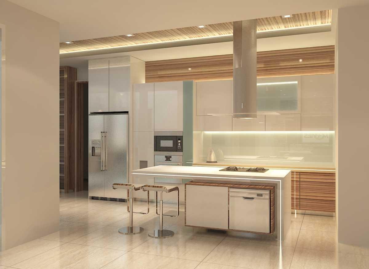 Foto inspirasi ide desain dapur minimalis Pantry-area oleh Donny Steven Massie di Arsitag