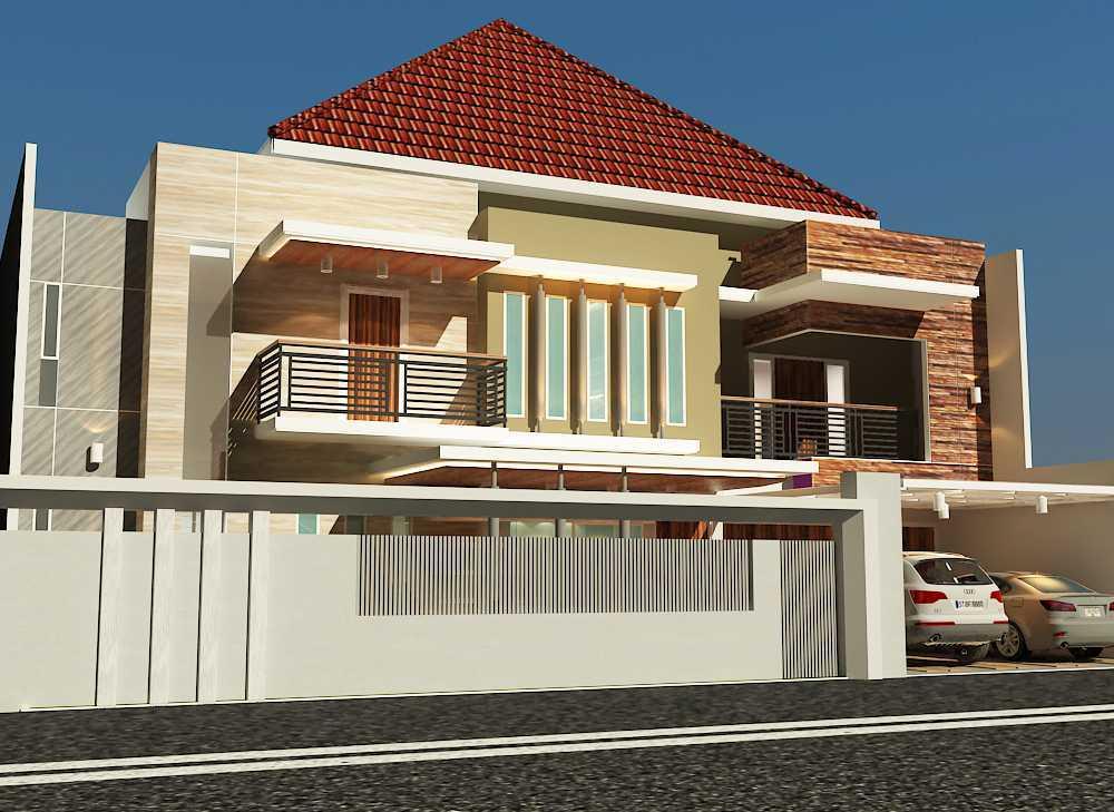 Donny Steven Massie Renovation House Cibubur Cibubur Pagar-Revisi-7 Modern 22450