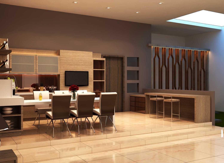 Donny Steven Massie Simply Elegant - Interior Design Bogor - Jawa Barat Bogor - Jawa Barat Dining Area Minimalis 22479