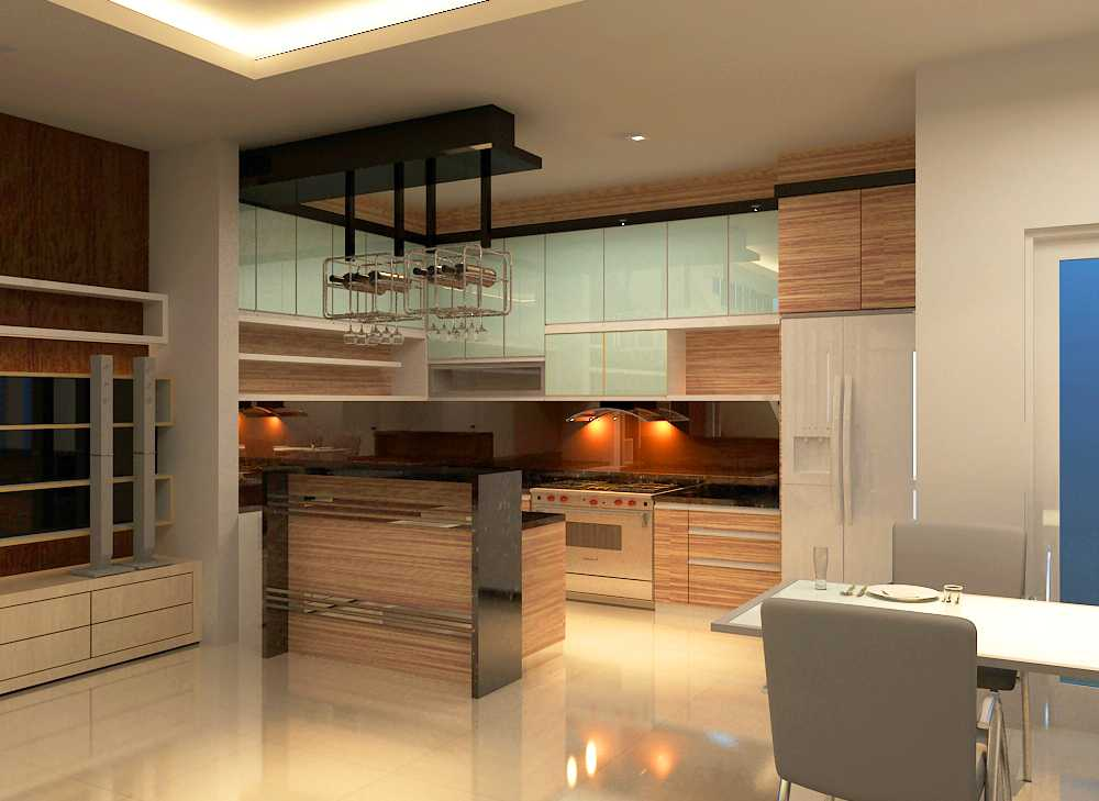 Foto inspirasi ide desain rumah kontemporer Cam-4 oleh Donny Steven Massie di Arsitag
