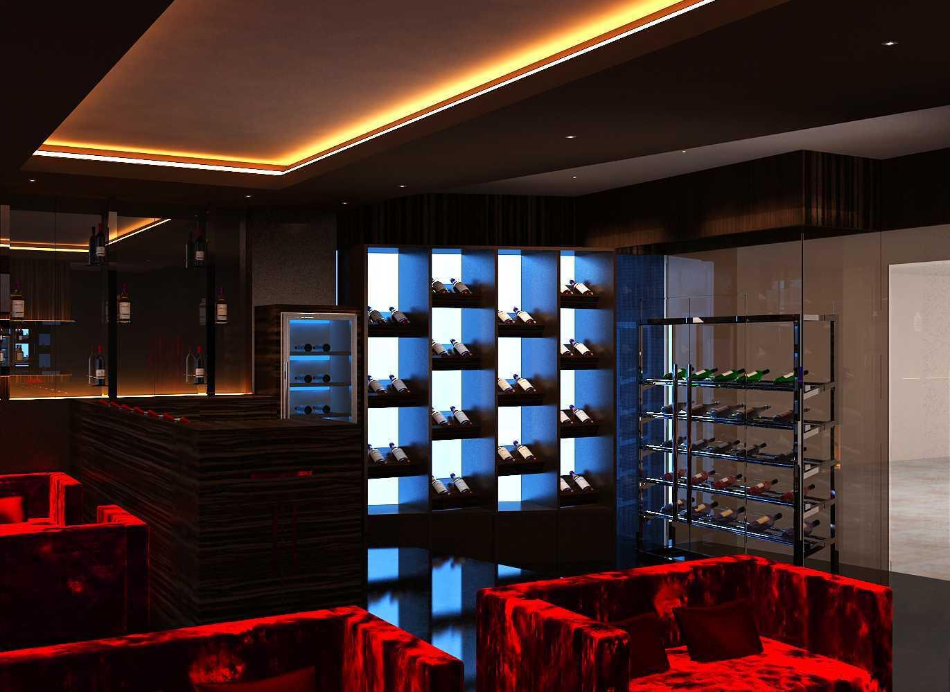 Donny Steven Massie The Wine Lounge Sudirman - Jakarta Sudirman - Jakarta Wine Storage Modern 23470