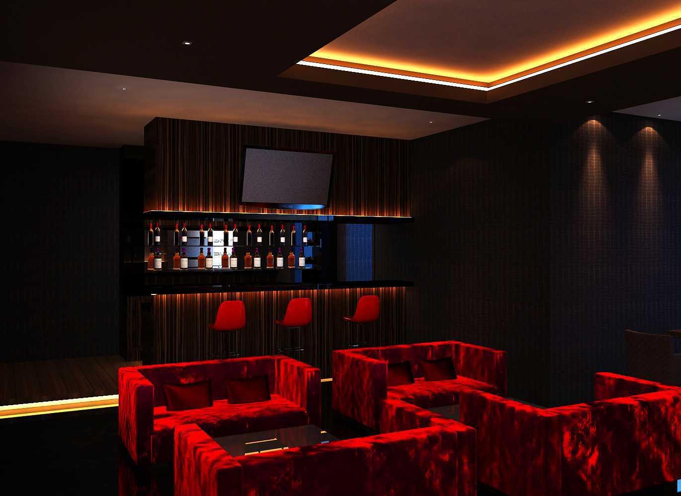 Donny Steven Massie The Wine Lounge Sudirman - Jakarta Sudirman - Jakarta Seating Area Modern 23471