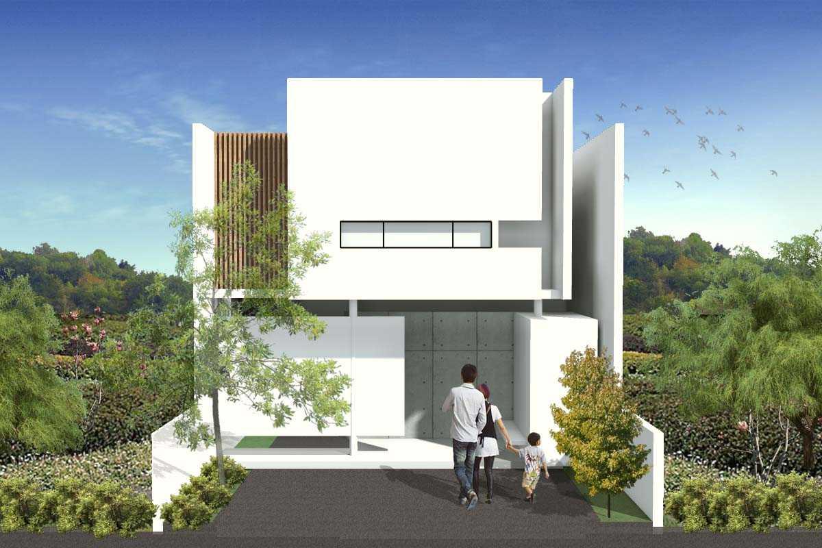 Segitiga Studio Rumah Lj Jakarta Jakarta Front View  22505